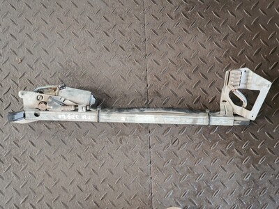 Mercedes-Benz Front Right Seat Belt Feeder (C126 and C124)
