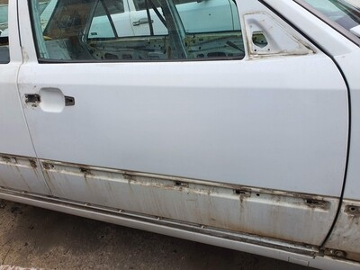Mercedes-Benz W124 Right Front Door Shell