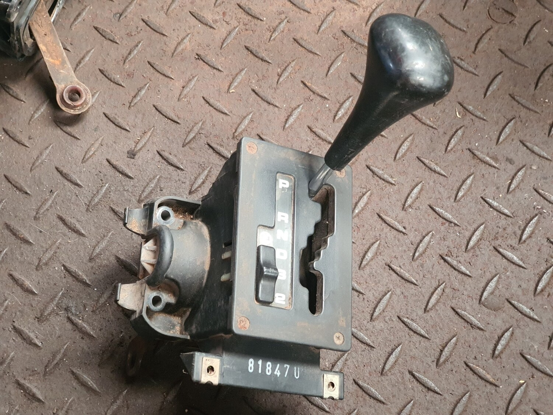 Mercedes-Benz W201/W124 Automatic Gear Selector