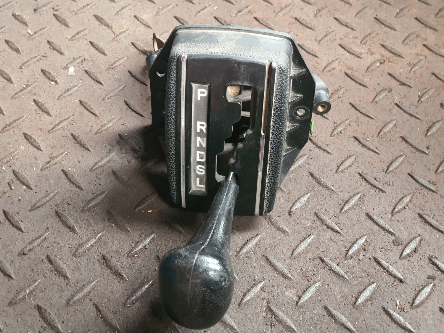 Mercedes-Benz W115 Automatic Gear Selector