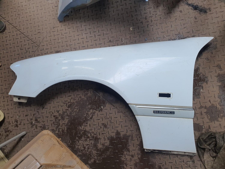 Mercedes-Benz Left Front Fender White (W202)