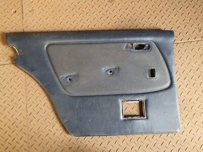 Mercedes-Benz Left Rear Door Card Navy Blue (W123)