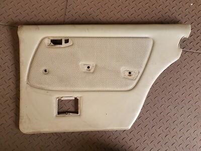 Mercedes-Benz Right Rear Door Card Cream (W123)
