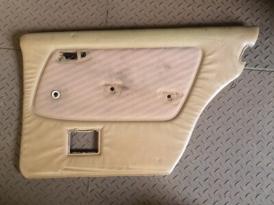 Mercedes-Benz Right Rear Door Card With Fabric (W123)