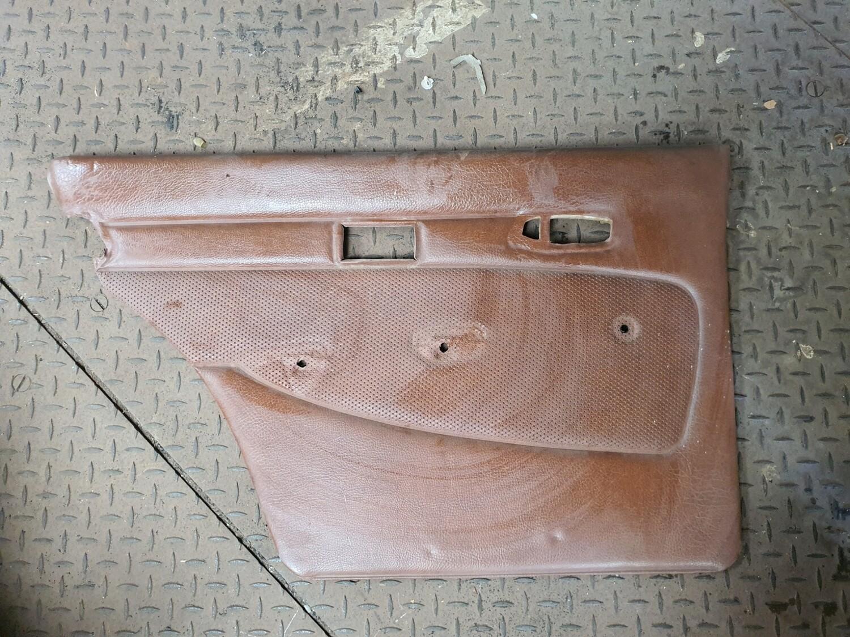 Mercedes-Benz Left Rear Door Card Brown (W114/W115)