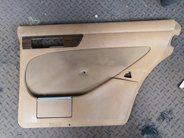 Mercedes-Benz Right Rear Door Card Brown (W126)