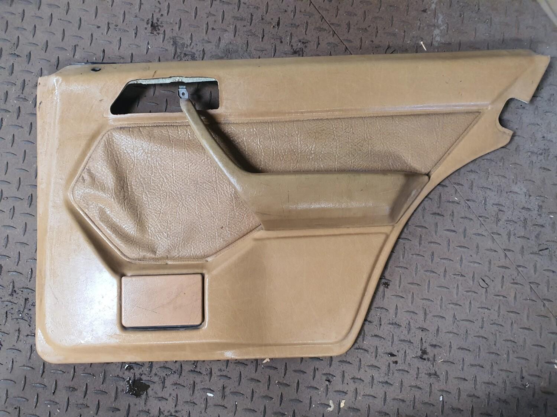 Mercedes-Benz Right Rear Door Card Brown (W124)