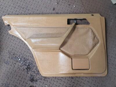 Mercedes-Benz Left Rear Door Card Brown (W124)