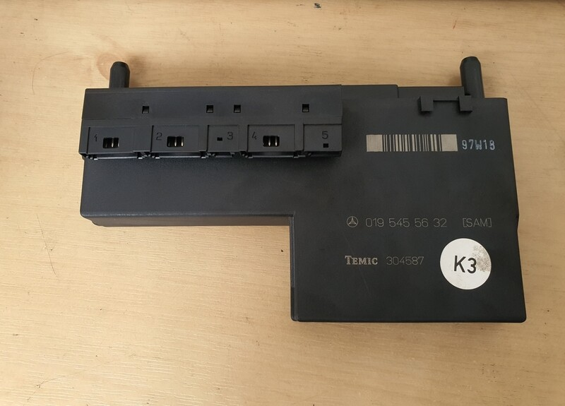 Mercedes-Benz SAM Control Unit (W210/W202)