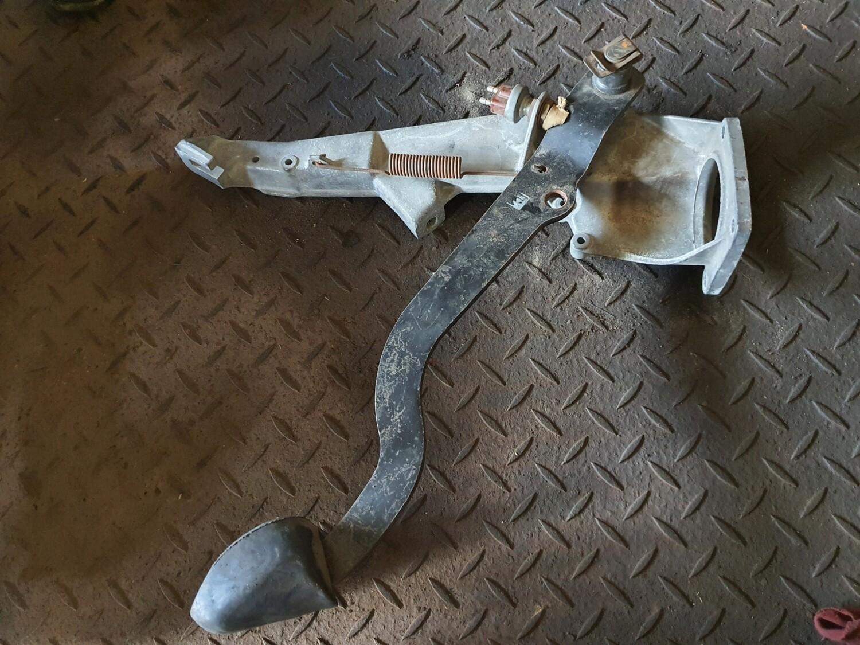 Mercedes-Benz Brake Pedal Assembly (R107/W116)