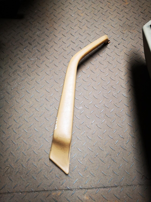 Mercedes-Benz Right Rear Inner Door Handle Caramel (W126)
