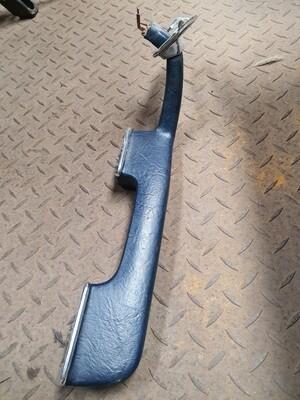 Mercedes-Benz Left Rear Inner Door Handle Navy (W123)