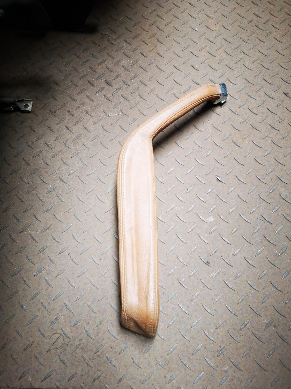 Mercedes-Benz Right Front Inner Door Handle Brown (R107)