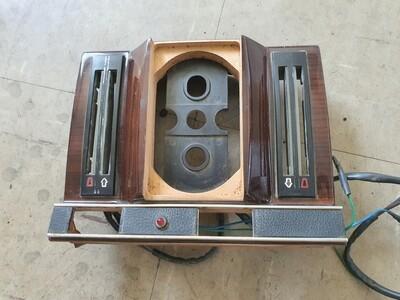 Mercedes-Benz Air Vent Control Wood Trim (W116)