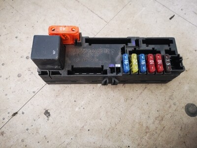 Mercedes-Benz Overload Protection Relay With Fuses (W210)
