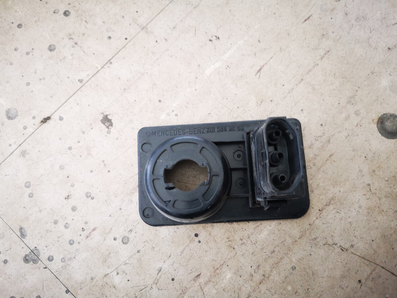 Mercedes-Benz Light Switch Cover (W201)