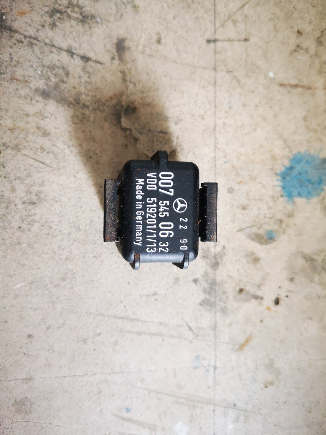 Mercedes-Benz Cruise Control Switch (W201)