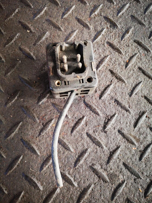 Mercedes-Benz Heater Blower Resistor (R107/C107)