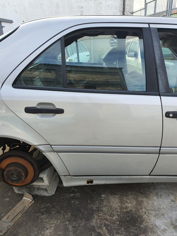 Mercedes-Benz W202 Right Rear Door Shell
