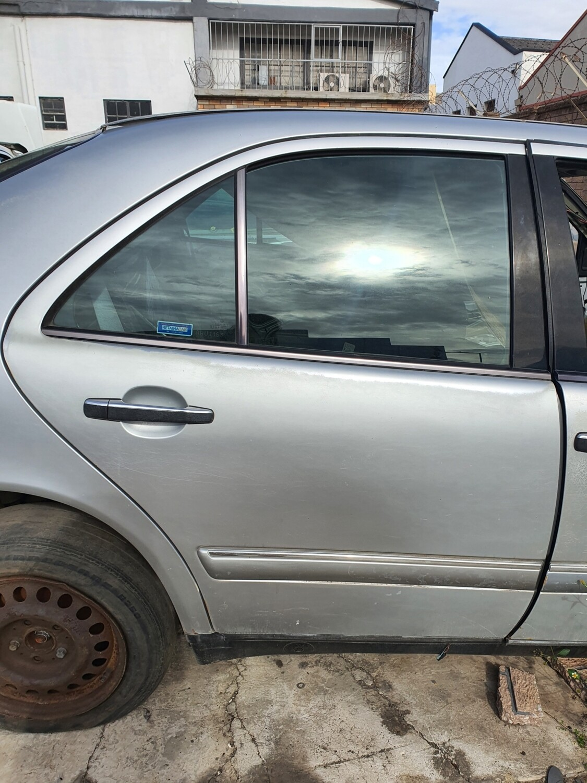 Mercedes-Benz W210 Right Rear Door Shell