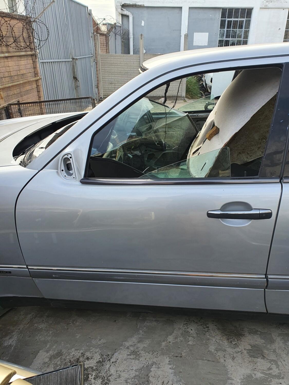 Mercedes-Benz W210 Left Front Door Shell