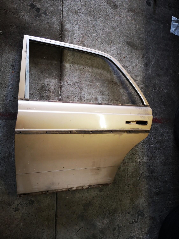Mercedes-Benz W123 Left Rear Door Shell