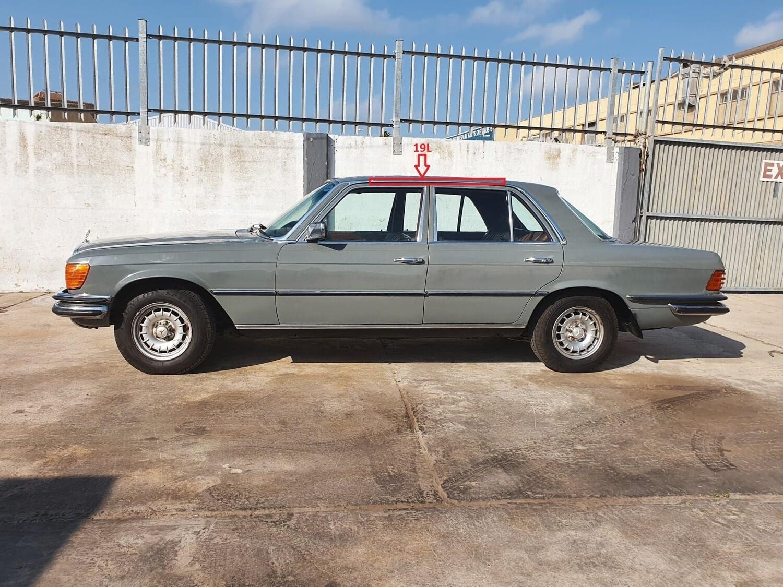 Mercedes-Benz Left Roof Trim (W116)