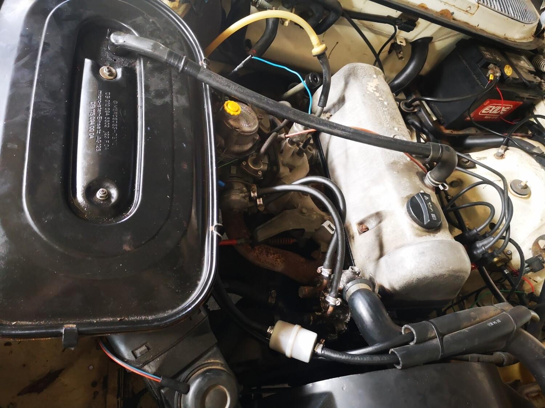 Mercedes-Benz m115 2.3 engine (230.4/ 230)