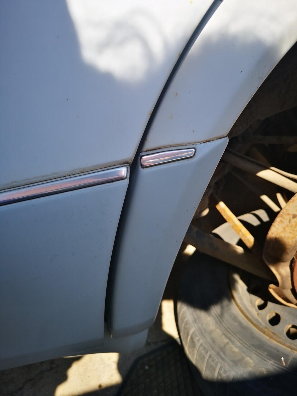 Mercedes-Benz Left Rear Fender Cladding (W124)