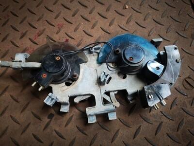Mercedes-Benz Vent Heater Blower Control (W108)