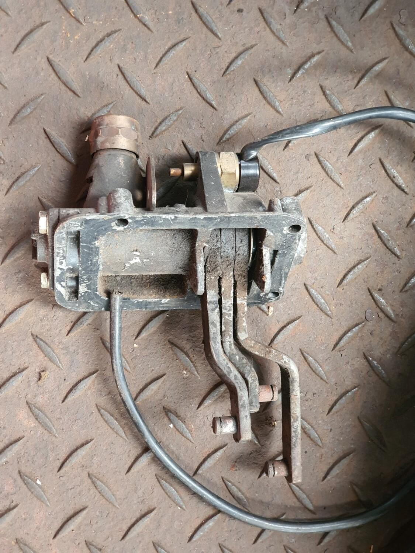 Mercedes-Benz Manual Gear Selector (W114/W115)