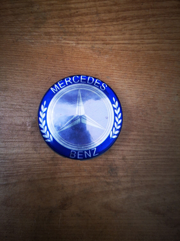 Mercedes-Benz Wheel Center Cap