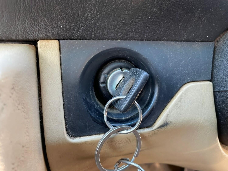 Mercedes-Benz Ignition (W124)