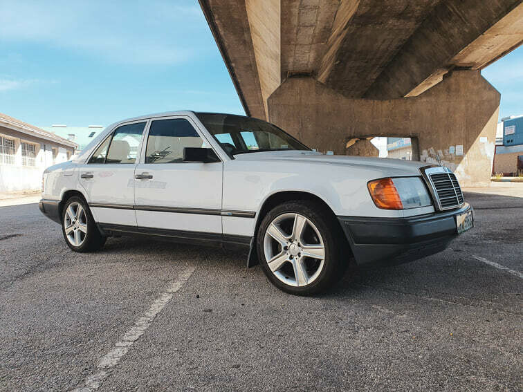 Mercedes-Benz Center Bearing (W124)