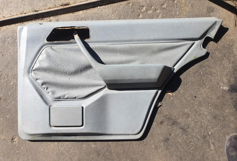 Mercedes-Benz Right Rear Door Card Grey (W124)