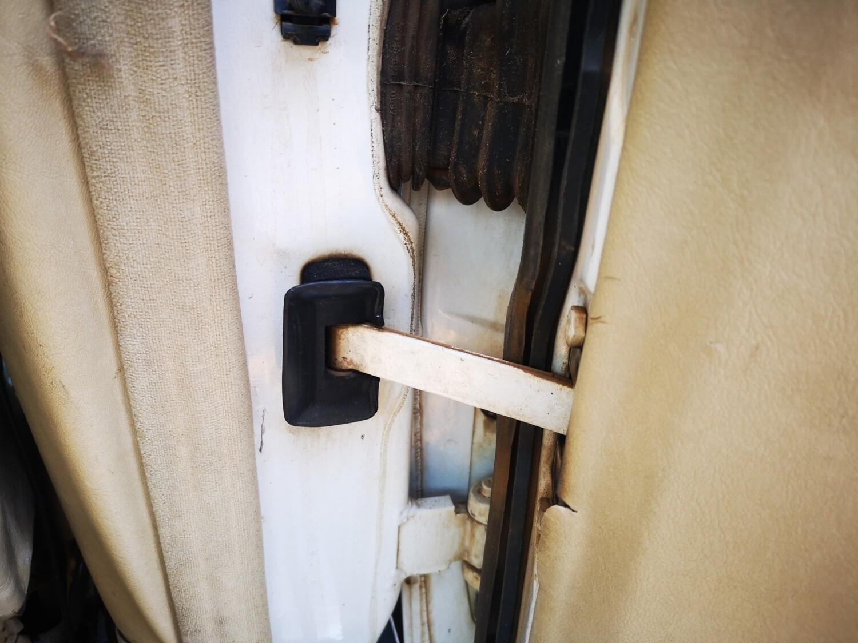 Mercedes-Benz Right Rear Door Stop (W124)