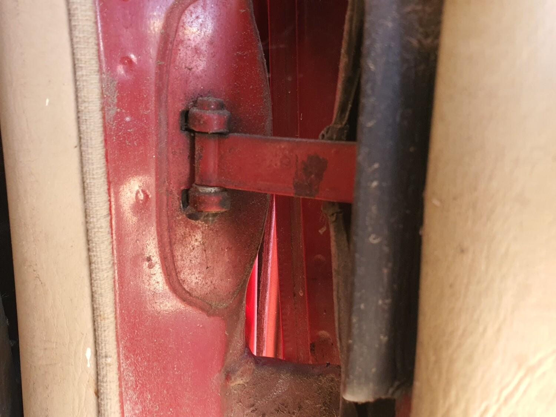 Mercedes-Benz Right Front Door Stop (W123)