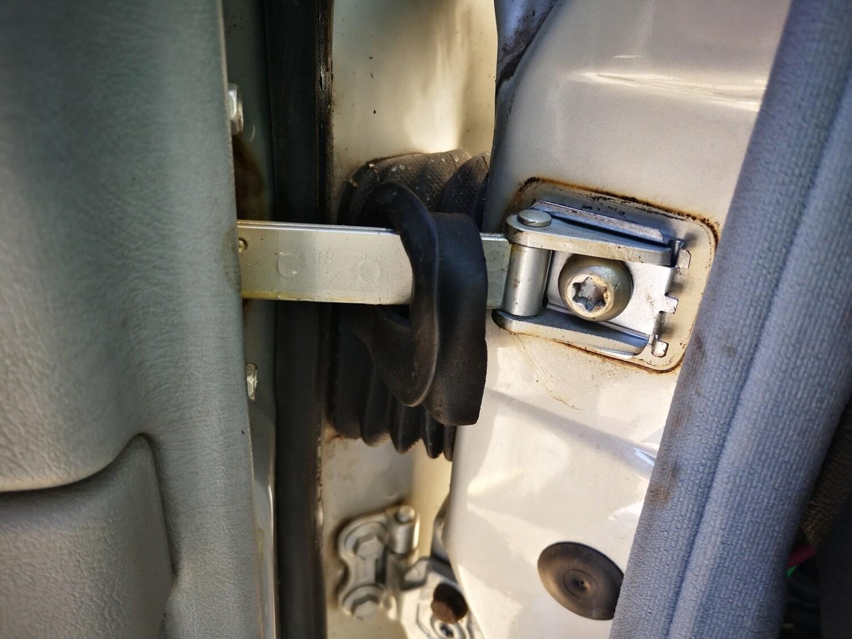 Mercedes-Benz Left Front Door Stop (W202)