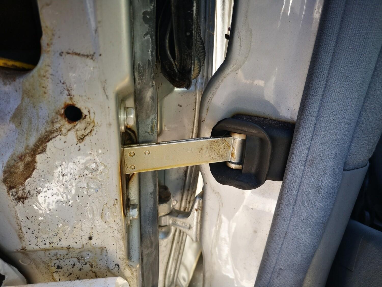 Mercedes-Benz Left Rear Door Stop (W202)