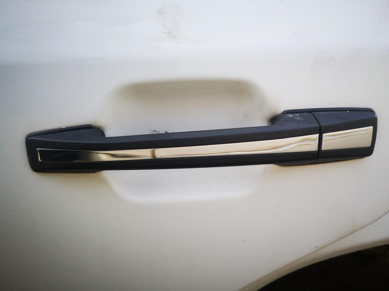 Mercedes-Benz Left Rear Exterior Door Handle (Facelift W124)