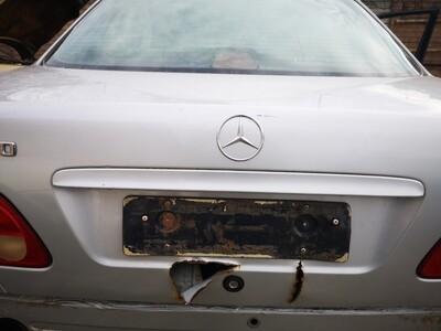 Mercedes-Benz Boot Lid Trim (W210)