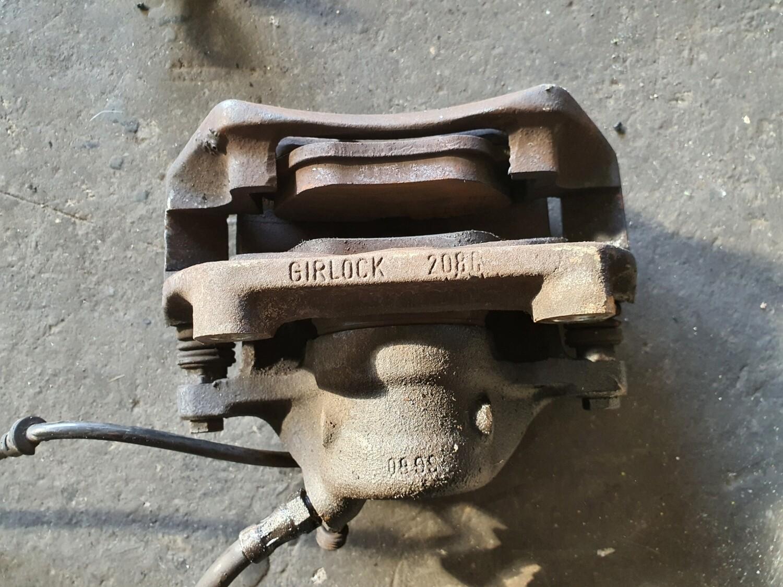 Mercedes-Benz Left Front Brake Caliper (W124)