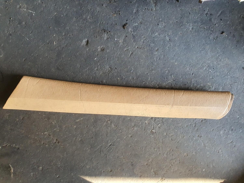 Mercedes-Benz Left A Pillar Trim Caramel (W123)