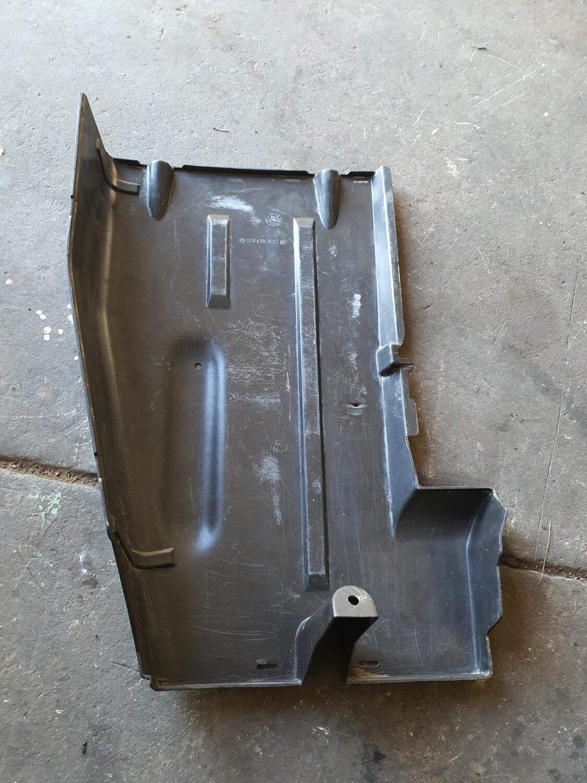 Mercedes-Benz Fuel Pump Cover (W124)