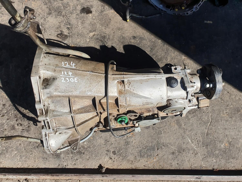 Mercedes-Benz 722.4 automatic gearbox (W123, W124, W201 4 cylinders)