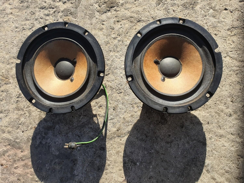 Mercedes-Benz Pair of Speakers (W123)