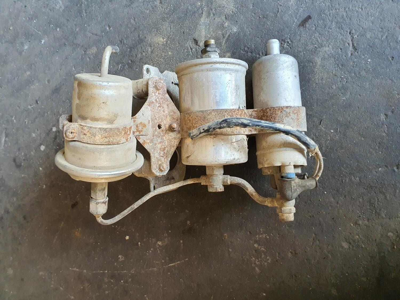 Mercedes-Benz Complete Fuel Pump Assembly (M110)