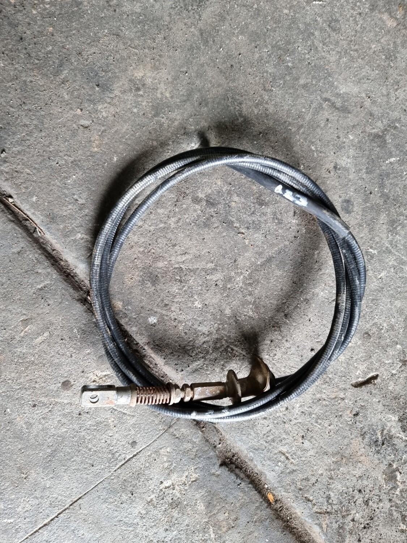 Mercedes-Benz Bonnet Cable (W123)