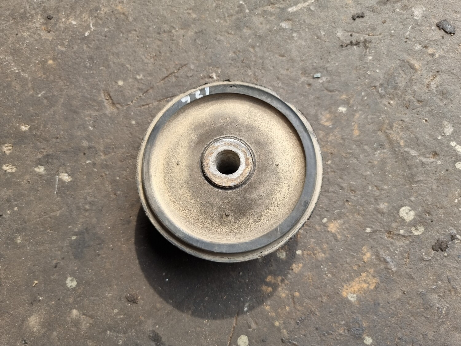 Mercedes-Benz Rubber Mounting (W126)