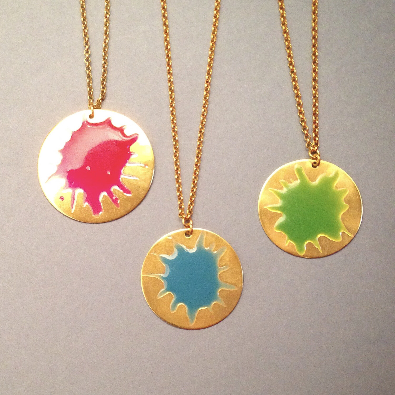 Collier Splatch!